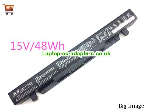ASUS ZX50JX4720 Laptop Battery 48Wh