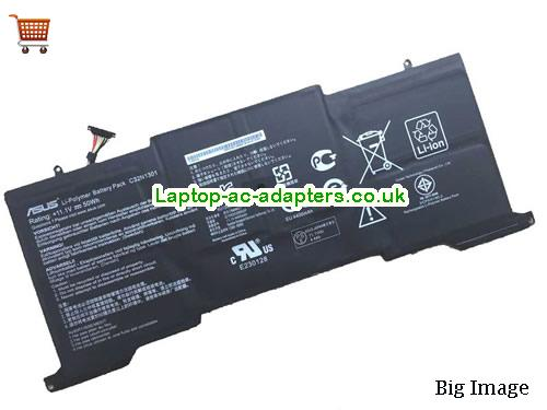 ASUS C32-N1301 Battery 50Wh