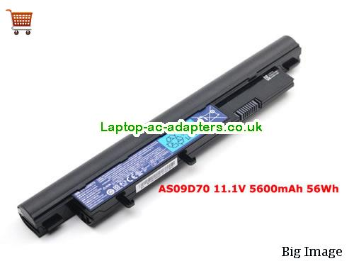 ACER As3810T-8640 Laptop Battery 5600mAh