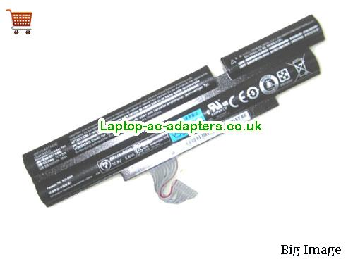 ACER 3830TG-2312G50NBB Laptop Battery 6000mAh, 66Wh
