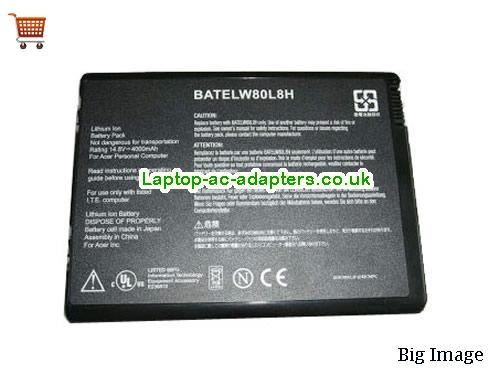ACER BATELW80L8 Battery 4000mAh
