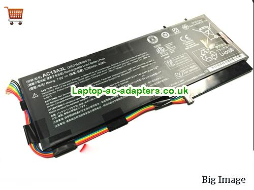 ACER AC13A3L Aspire P3-131 P3-171 Laptop Battery