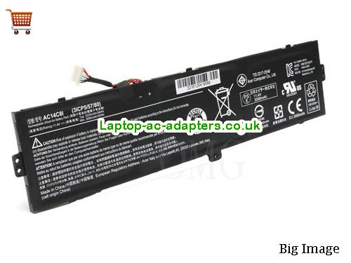 ACER AC14C8I Battery For Aspire Switch 12 notebook