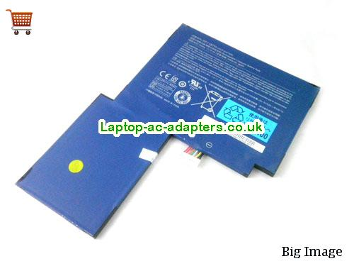 Genuine AP11B7H, AP11B3F Battery For ACER Iconia W500 W500P Series Laptop 3260MAH