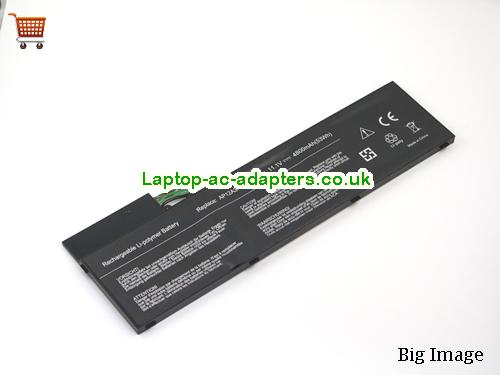 New AP12A3i AP12A4i Replacement Battery for Acer Aspire M3 Aspire M5 Laptop
