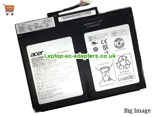 Genuine ACER AP16B4J Battery For Aspire Switch Alpha 12 SA5-271 series