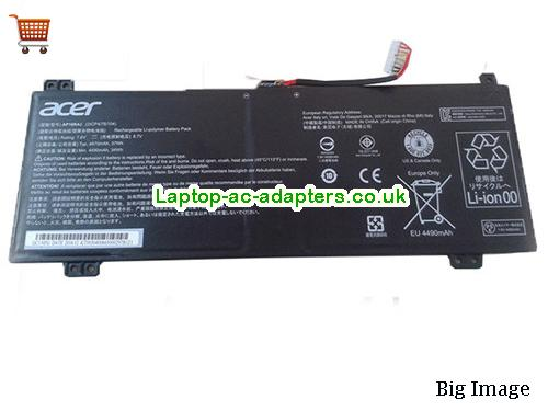 ACER AP16K4J Battery li-ion 37wh 4860mah 7.6V