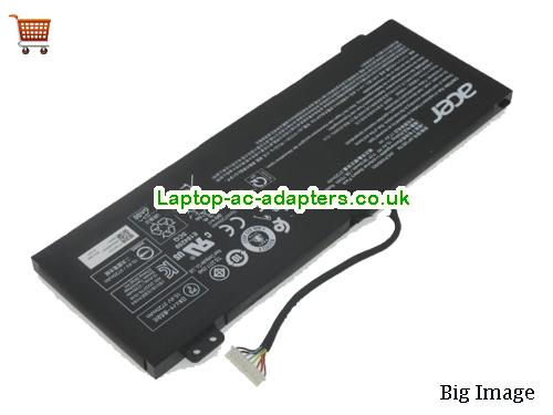 Genuine ACER AP18E7M Battery Li-Polymer 15.4v 58.75Wh
