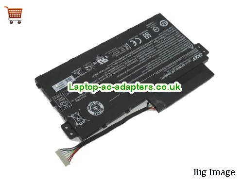 Genuine ACER AP18H8L Battery For SPIN 3 SP314 Series Laptop Li-Polymer 51.47Wh