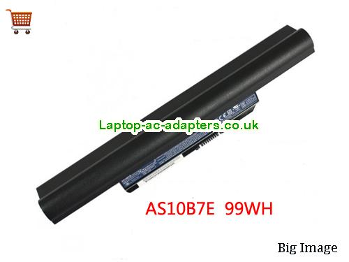 ACER BT.00607.122 Battery 9000mAh