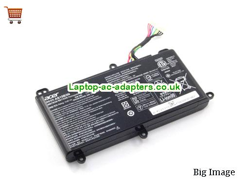Genuine Acer AS15B3N Battery For Predator 15 17 Series Laptop 88.8Wh