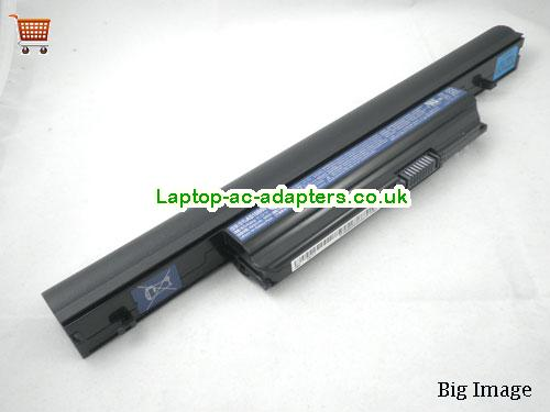 ACER 5820T series Laptop Battery 6000mAh, 66Wh