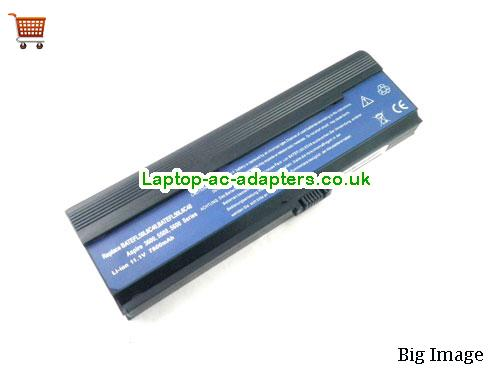ACER BATEFL50L9C72, BATEFL50L6C40, BATEFL50L6C48, Aspire 3600, Aspire 5500, Aspire 5600 Series Battery