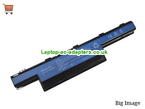 New AS10D75 AS10D31 Replacement Battery For Acer Aspire 4741 Aspire 5741 Series Laptop