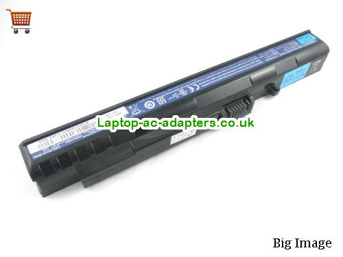 Acer UM08A31 Aspire One A110 A150 D150 Series Replacement Laptop Battery