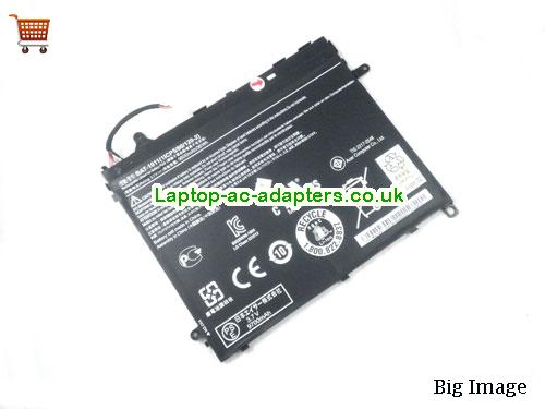 Genuine BTA-1011 Battery For Acer Iconia Tab A510 A700 9800mah 36Wh
