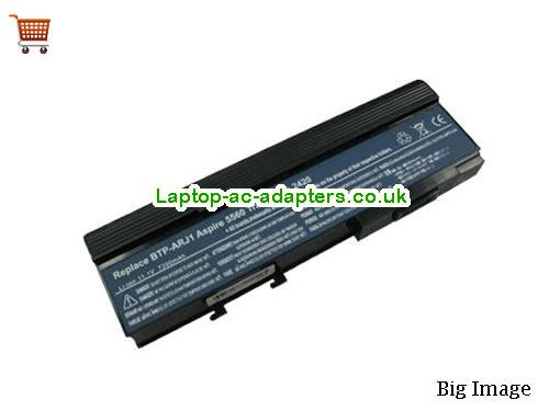 ACER BTP-ASJ1 Battery 6600mAh