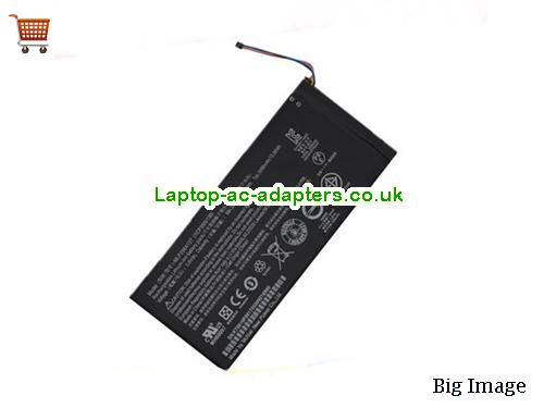 Rechargeable ACER MLP2964137 Battery For Iconia One 7 B1-730 Series