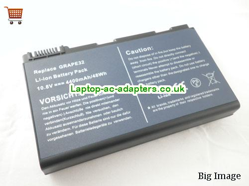 ACER TM00741 GRAPE32 CONIS71 OEM Replacement Battery For Acer TravelMate 5520 TravelMate 6413 Extensa 4620 Extensa 5620 Series Laptop