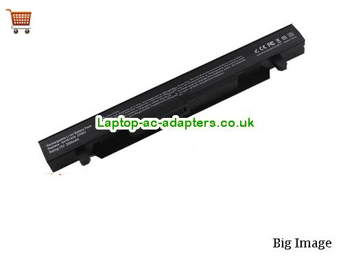 ASUS ZX50JX4720 Laptop Battery 2600mAh