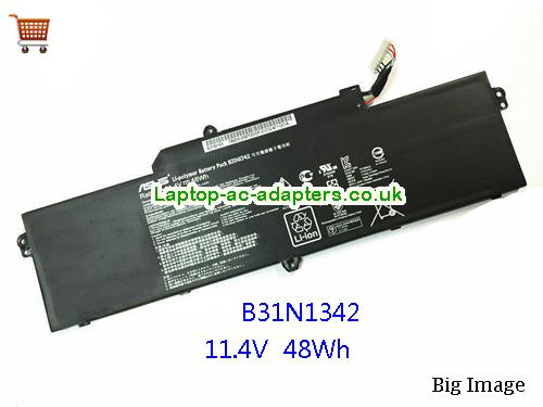 Genuine ASUS B31N1342 Battery For Chromebook C200 C200MA Laptop
