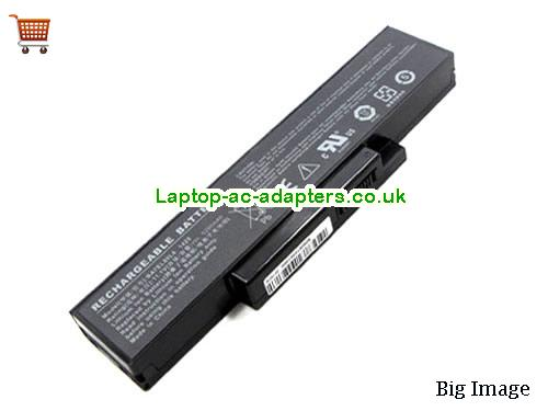 MSI Zepto znote 3415W Series Laptop Battery 5200mAh