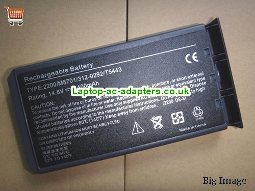 NEC G9812 Battery 5200mAh