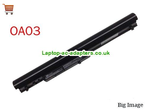 HP 15-BW0XX Laptop Battery 2612mAh, 31Wh