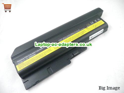 IBM ThinkPad Z61p 2532 Laptop Battery 7800mAh