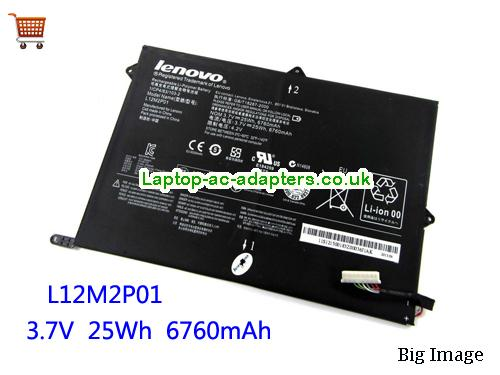 LENOVO L12N2P01 Battery 6700mAh, 25Wh