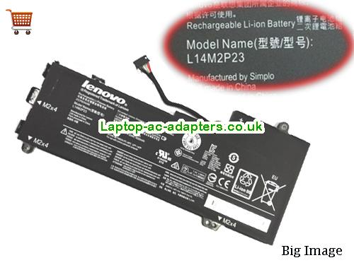 Lenovo L14M2P23 L14M2P22 Battery For IdeaPad 100-14IBY