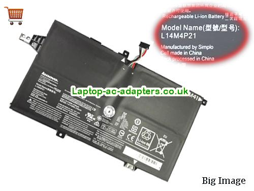LENOVO 5B10H09633 Battery 8100mAh, 60Wh