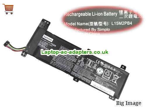 Lenovo L15M2PB4 L15M2PB2  Battery For Chromebook 100s