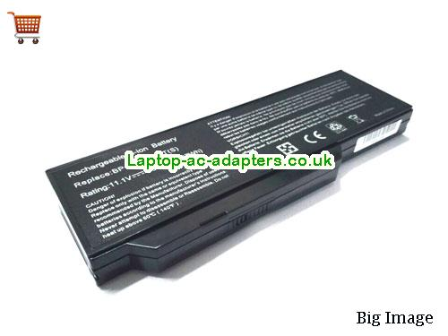 Mitac BP-DRAGON Akoya P8610 97310 MD97451 MD96464 PC Battery