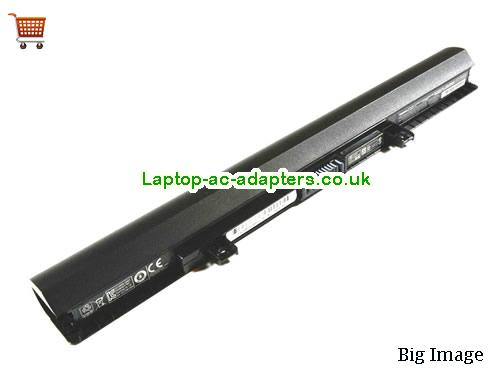 TOSHIBA TOSHIBA SATELLITE L50 Laptop Battery 2800mAh, 45Wh