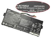UK Genuine ACER AC15A3J Battery For Chromebook 11 Series Laptop