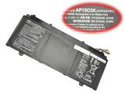 UK ACER AP1503K Battery For Aspire S13  S5 series Laptop