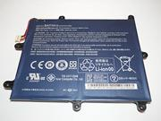 UK BAT1012 BAT-1012 Battery for Acer Iconia Tab A200 A210 A520 Tablet PC BT.00203.011 KT.00203.002 3280mAh