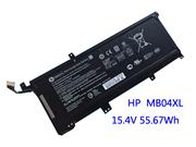 New Genuine MB04XL HSTNN-UB6X 843538-541 Battery For HP ENVY x360 m6 Laptop
