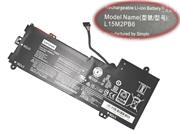 UK Lenovo IdeaPad Flex 4-1130 Li-ion Battery L15M2PB6 7.5v 4000mah 30wh