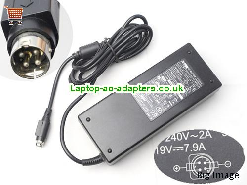 Discount ACBEL 19V  7.9A  Laptop AC Adapter, low price ACBEL 19V  7.9A  laptop charger