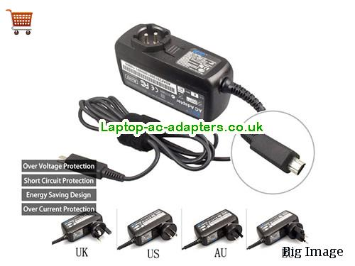 Discount Acer 18w Laptop Charger, Acer 18w Laptop Ac Adapter In Stock ACER12V1.5A18W-O-Wall