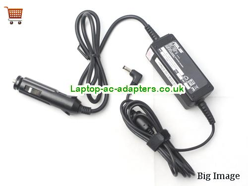 Discount Asus 36w Laptop Charger, Asus 36w Laptop Ac Adapter In Stock ASUS12V3A36W-4.8X1.7mm-DC-Car