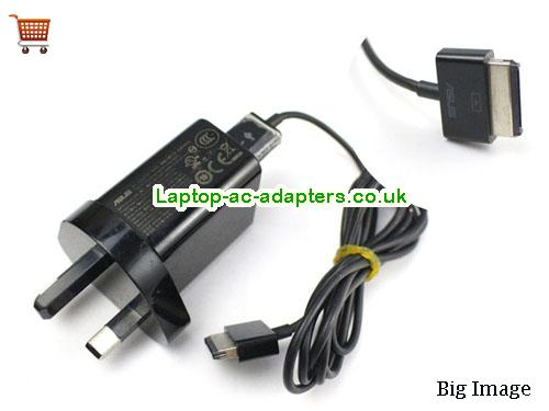 Discount Asus 15v AC Adapter, Asus 15v Laptop Ac Adapter In Stock ASUS15V1.2A18W-USB-UK