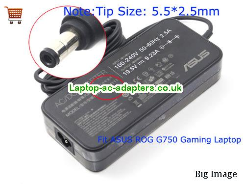 Discount Asus 180w Laptop Charger, Asus 180w Laptop Ac Adapter In Stock ASUS19.5V9.23A180W-5.5x2.5mm