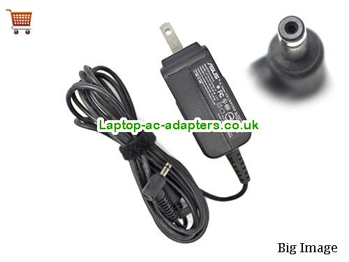 1.58A 19V Laptop AC Adapter ASUS19V1.58A30W-4.0x1.7mm-US