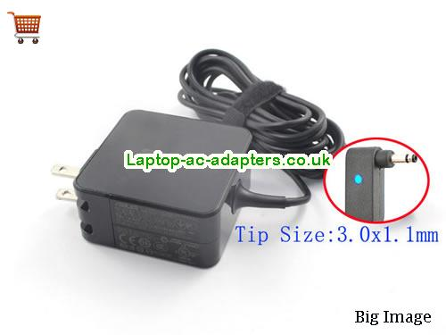 Discount Asus 45w Laptop Charger, Asus 45w Laptop Ac Adapter In Stock ASUS19V2.37A45W-3.0x1.1mm-US