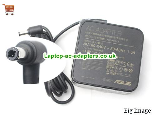 4.74A 19V Laptop AC Adapter ASUS19V4.74A90W-5.5X2.5mm-Square