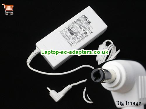 4.74A 19V Laptop AC Adapter ASUS19V4.74A90W-5.5X2.5mm-W