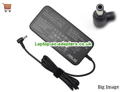 Discount Asus 120w Laptop Charger, Asus 120w Laptop Ac Adapter In Stock ASUS19V6.32A120W-5.5X2.5mm-Slim-PA